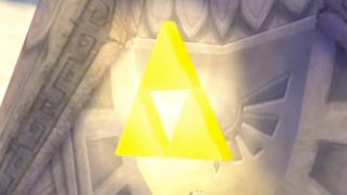 Illustration for article titled Japanese Person Picked Zelda's Triforce for Tombstone, Apparently