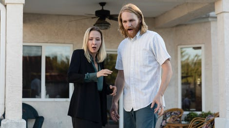 Maybe Lodge 49 is the friends we made along the way