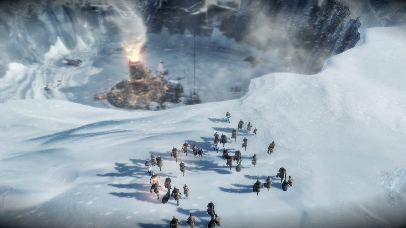Illustration for article titled New City-Building Game Frostpunk Is Great For Those Of Us Who Love The Cold