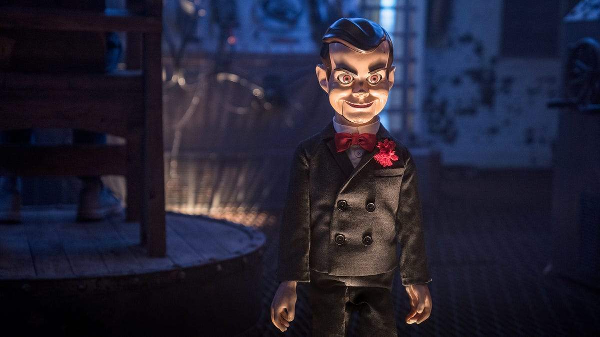 haunted halloween rehashes goosebumps' monster mash