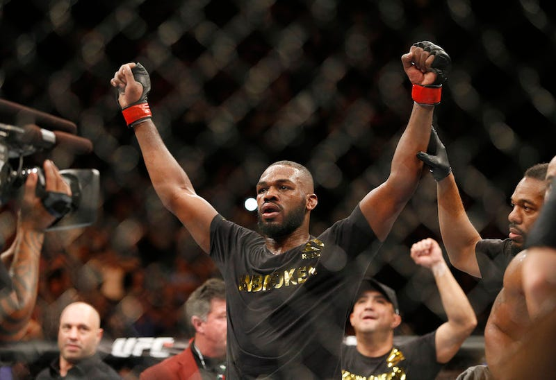 Illustration for article titled Jon Jones, Overachiever, Beats Alleged Cocaine Addiction In 24 Hours