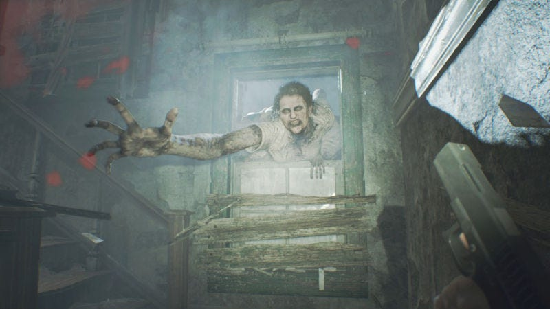 Illustration for article titled Logran piratear Resident Evil VII en apenas 5 días, burlando el mejor software antipiratería del mundo