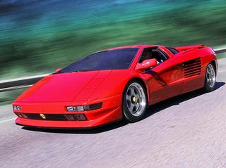 Illustration for article titled $700,000 Government-Seized Cizeta V-16T: Coolest Supercar You've Never Heard Of