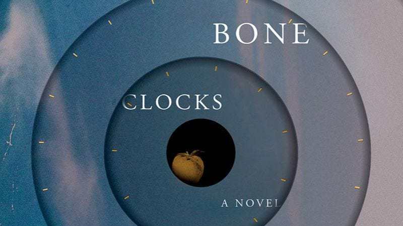 Illustration for article titled David Mitchell's The Bone Clocks is a fast-paced thriller and a meditation on humanity