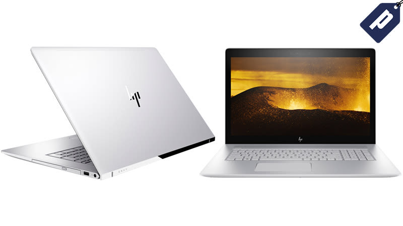 Illustration for article titled HP Is Taking 25% Off Select Sleek, High-Performance Notebooks & Desktops Over $999