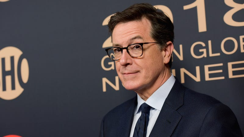 Illustration for article titled Stephen Colbert is still crushing Jimmy Fallon in the ratings