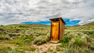 How To Use All The Weird Toilets You'll Find Outdoors