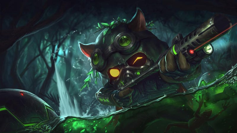 Illustration for article titled League Of Legends Players Have An Expensive New Reason To Hate Teemo