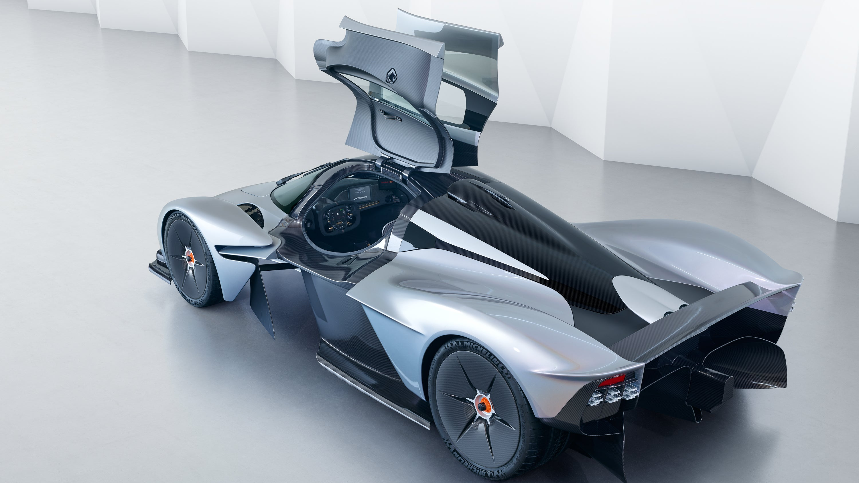 This is the Aston Martin Valkyrie. It doesn\u0027t have doors. It has a circular hatch and I have no idea what anyone\u0027s supposed to do with it. & I Have Questions About This Door