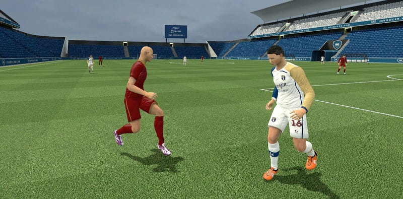 Illustration for article titled World Cup Fever Update: A Soccer Game That Used To Be A Half-Life Mod