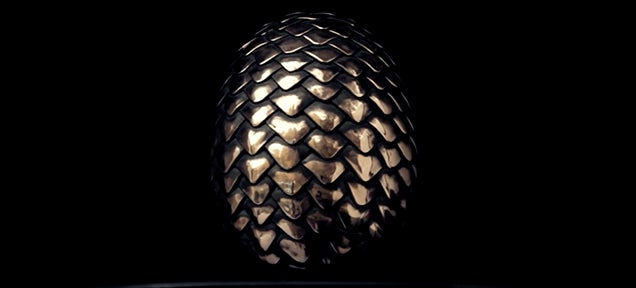 Mesmerizing video shows how to make a dragon egg from Game of Thrones