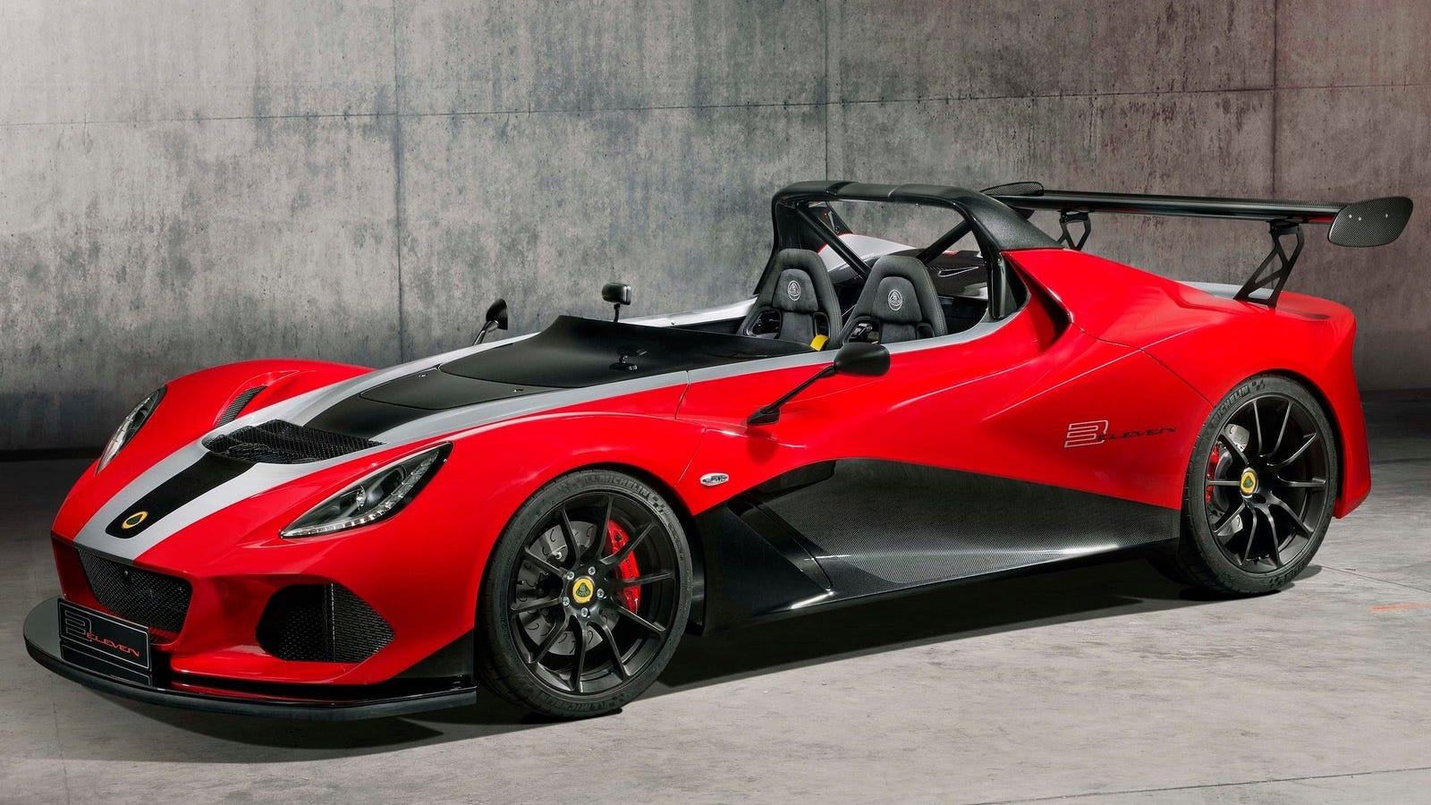 Lotus Somehow Has Another New Car