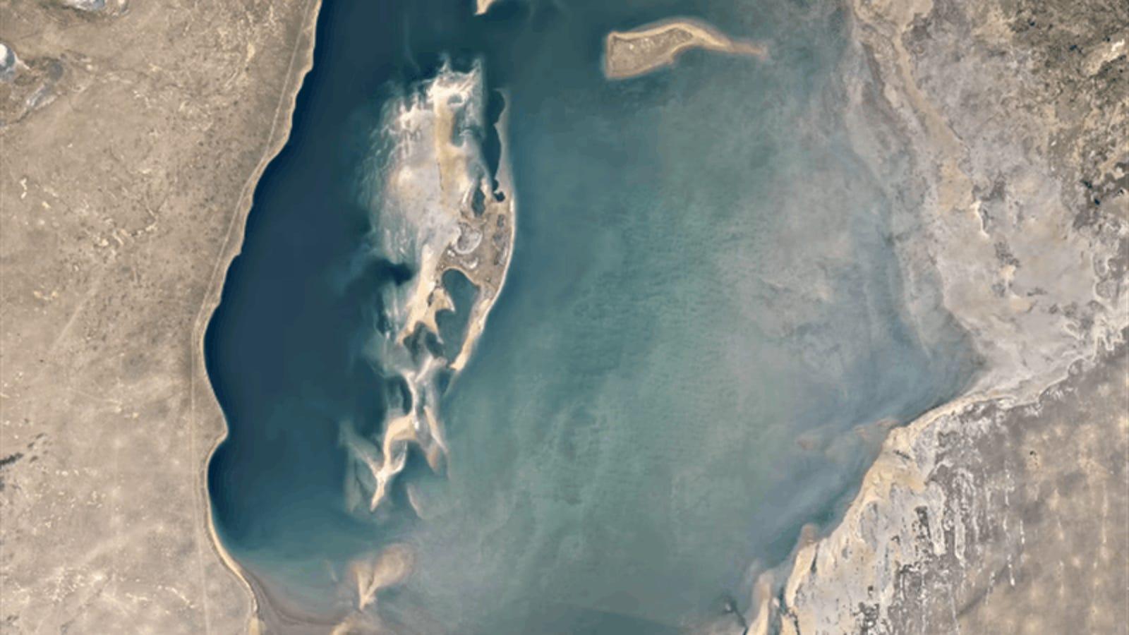 30 años del devastador cambio climático resumidos en timelapses de Google Earth
