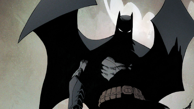 Illustration for article titled Bruce Wayne Is Back as Batman, Better Than Ever