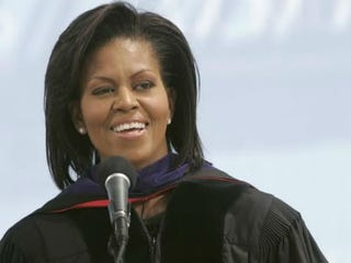 Illustration for article titled First Lady to Deliver HBCU Graduation Speech