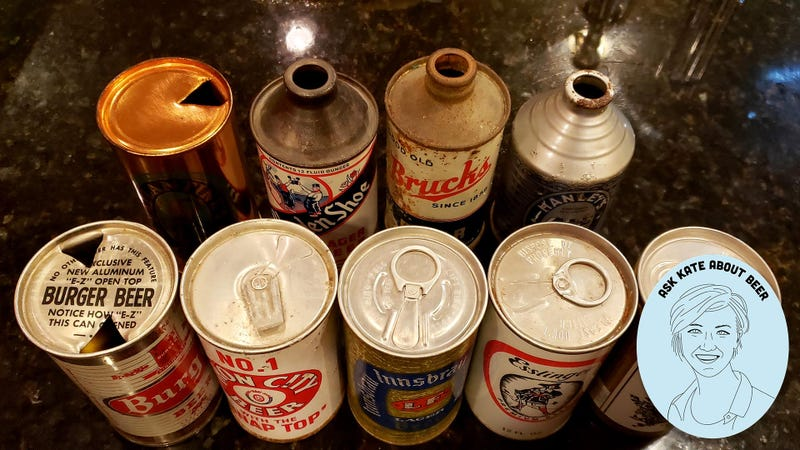 Ask Kate About Beer: When and why did breweries stop using pull-tab cans?