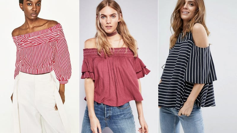 ac561220630 Images via Zara, Free People, ASOS