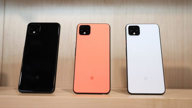Pixel 4 s Face Unlock Works When Your Eyes Are Closed; What Could Possibly Go Wrong?