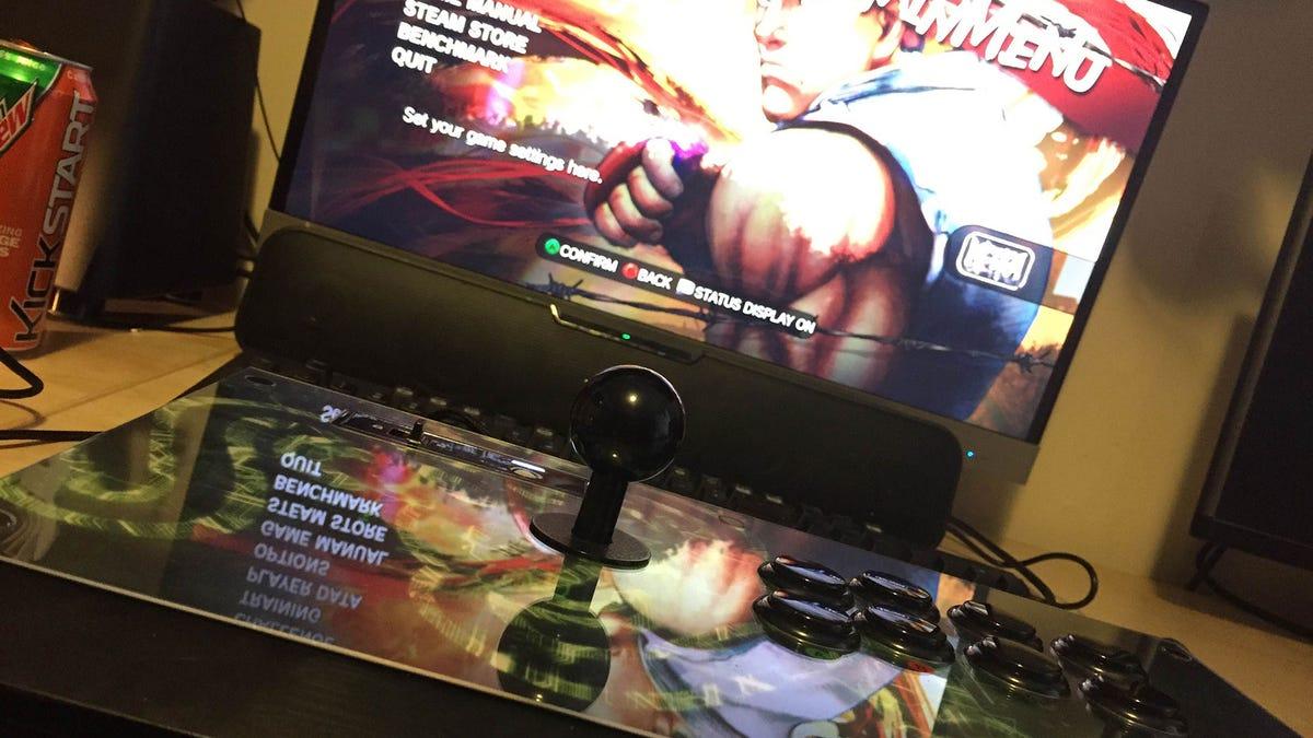 Razer Atrox Arcade Stick For Xbox One: The Kotaku Review