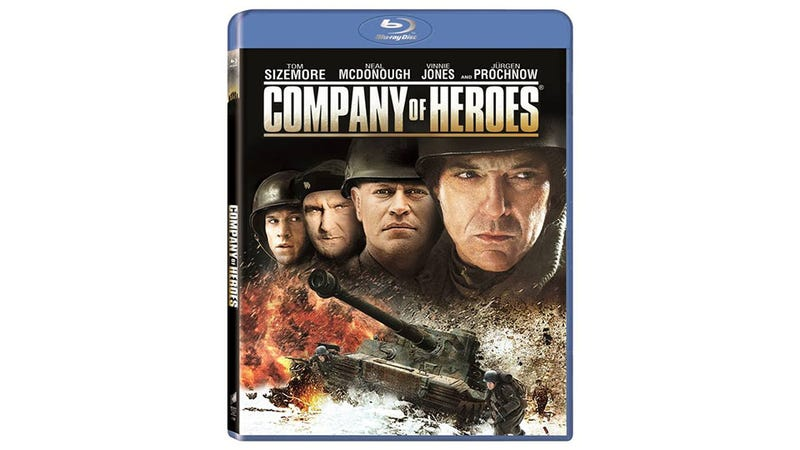 Illustration for article titled Wait, There's a Company of Heroes Movie? And Tom Sizemore's in it?