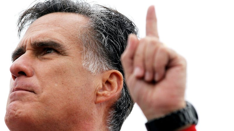 Illustration for article titled Mitt Romney Is Actually a Heartthrob Superhero, You Guys