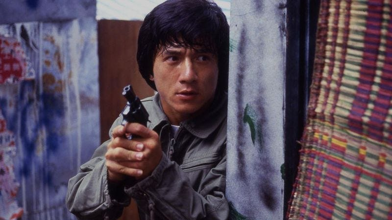 Illustration for article titled Jackie Chan's Police Story movies are some of his best (and worst)