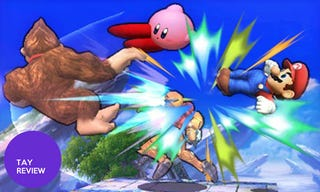 Illustration for article titled Super Smash Bros. for 3DS: The TAY Review