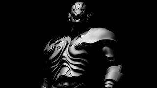 Illustration for article titled Even Hidden In The Shadows, This Ultron Figure Looks Amazing