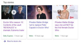 Phoebe Who? Phoebe NOT.