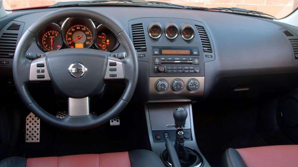 Forgotten Cars: Nissan Altima SE-R
