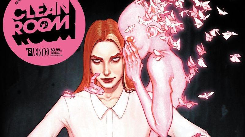 Cover by Jenny Frison