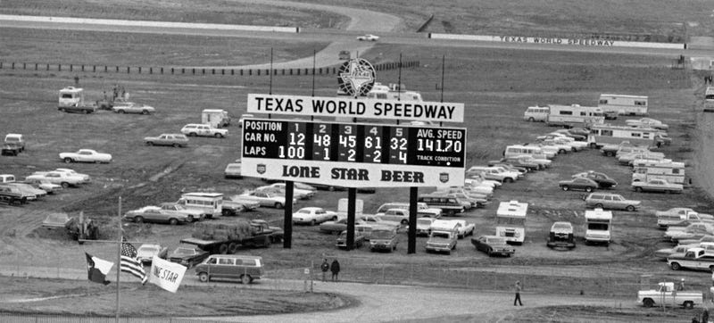 Illustration for article titled Why Texas World Speedway Must Be Saved