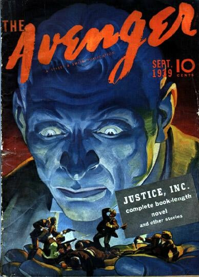 Illustration for article titled The CW is planning a biopunk update of the 1940s pulp The Avenger