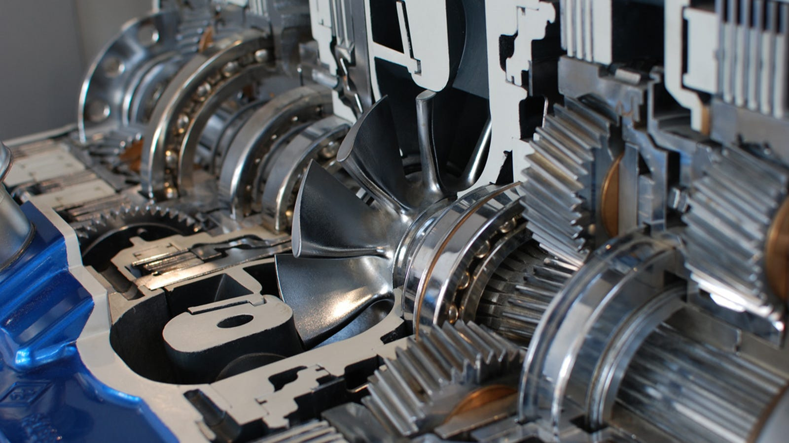 The principle of operation and the automatic transmission (automatic gearbox)