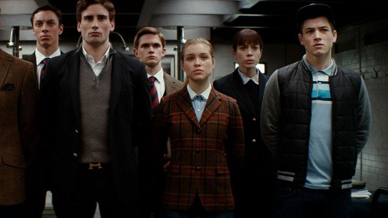 Kingsman 2 Casts A Spoiler Y Returning Character