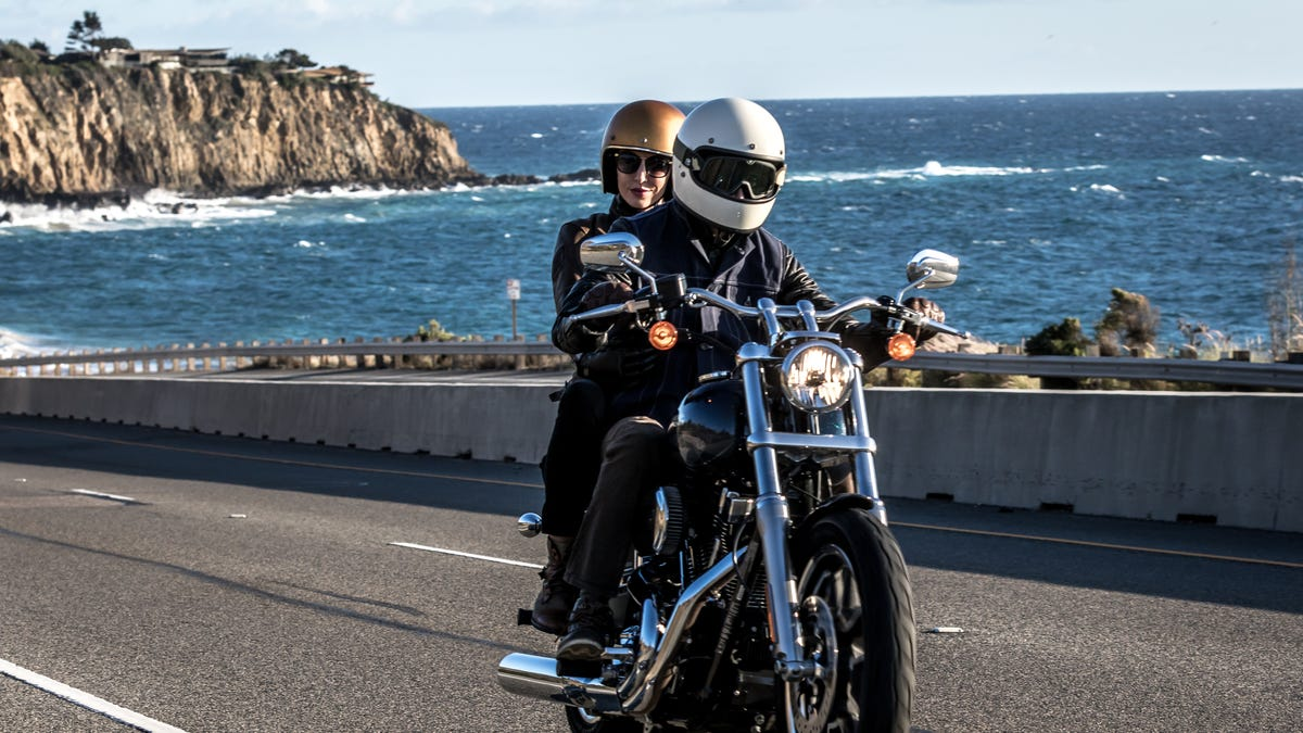 Ride Review: The Harley-Davidson Dyna Low Rider Helped Me