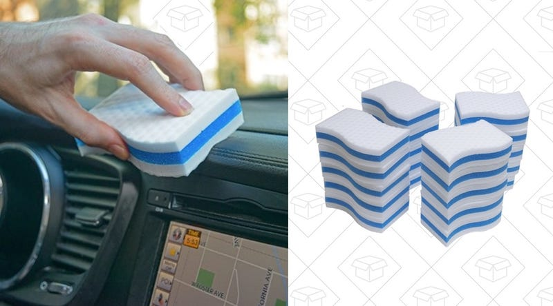 STK STKPC40 STK 40-Pack Extra Thick Power Clean Magic Eraser | $15 | Woot | Free Shipping for Prime Members, $5 for non-members