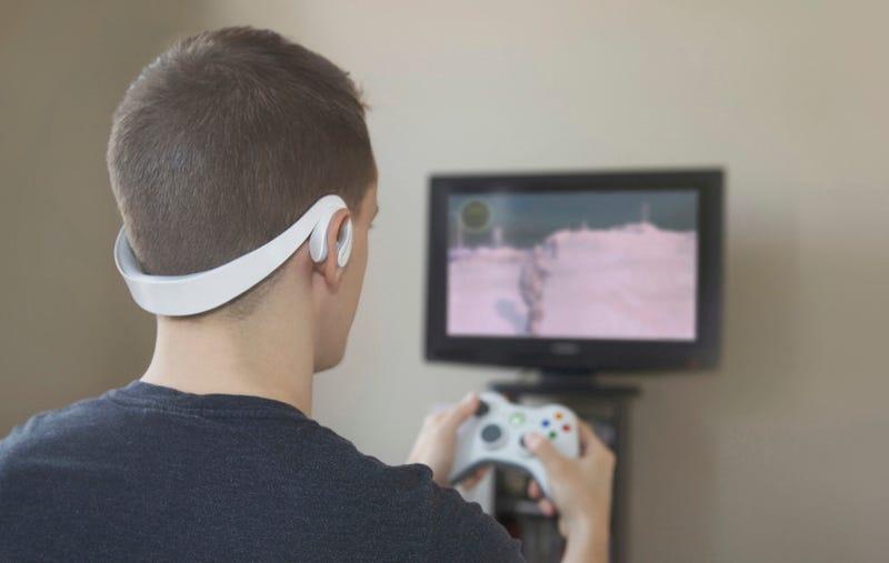 Si te enfadas jugando, este sensor aumentará la dificultad del juego