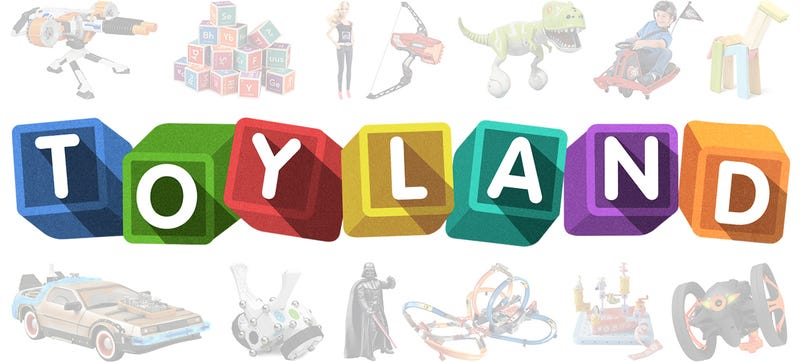 Illustration for article titled Welcome to Toyland