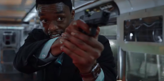 Chadwick Boseman leads a manhunt in the trailer for gritty cop thriller 21 Bridges