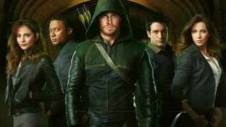 Illustration for article titled Looks like another DC superhero might be stopping by Arrow