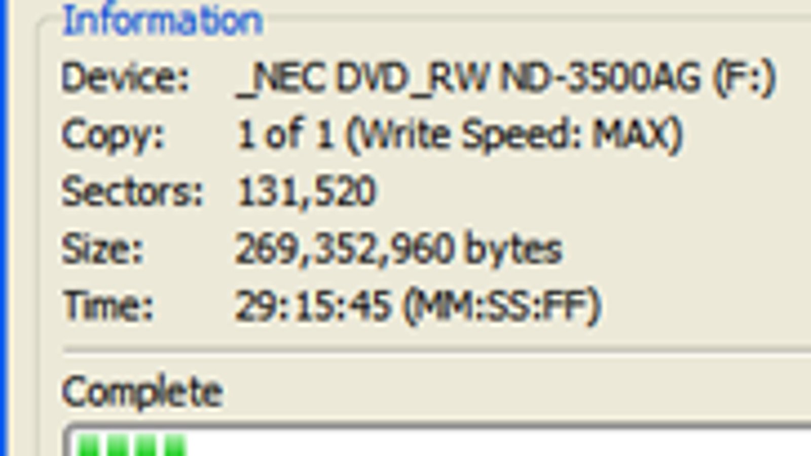 Cheat DVD Regional Encoding