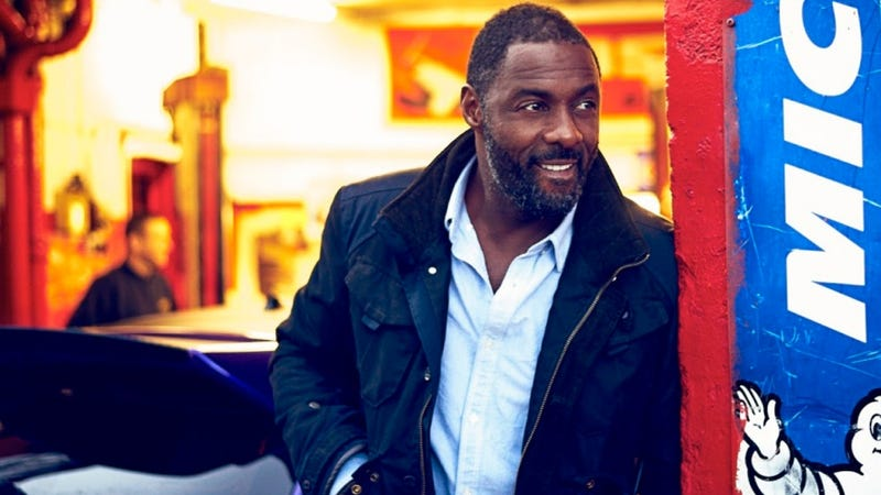 Illustration for article titled Idris Elba: King of Speed is a car show everyone should watch