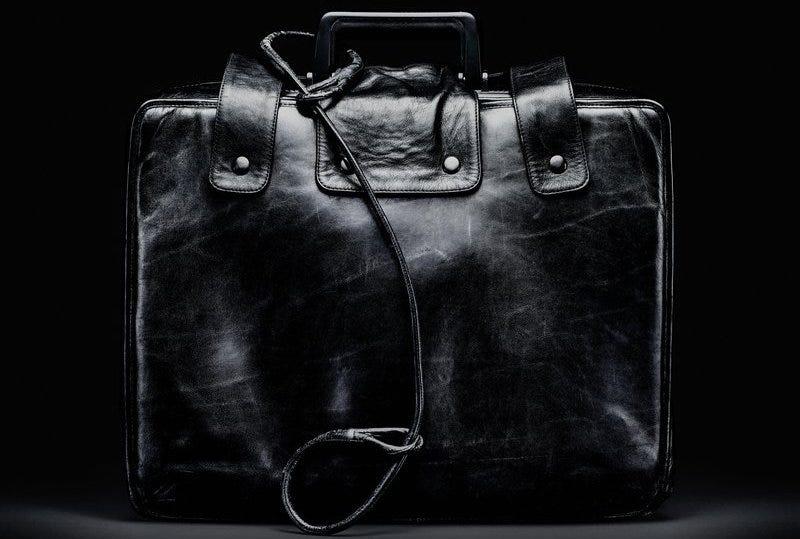 "El famoso ""maletín"". Wikimedia Commons"