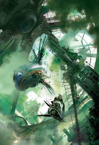 Illustration for article titled Karl Schroeder Talks About Futurism vs. Science Fiction