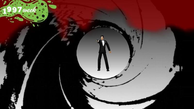 Screenshot: GoldenEye 007. Graphic: Natalie Peeples.