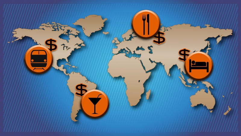 Illustration for article titled Stretch Your Money Farther with These Global Travel Hacks