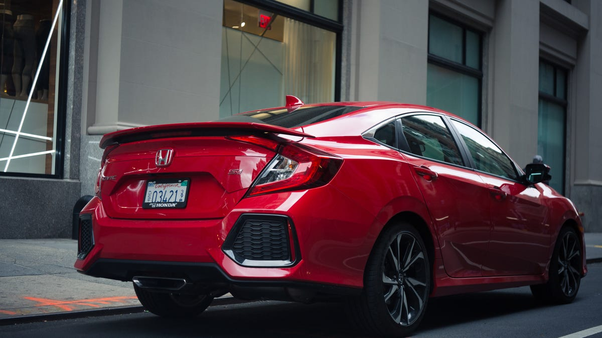 The 2017 Honda Civic Si Is A Love Letter To Manual Transmission 2011 Engine Diagram