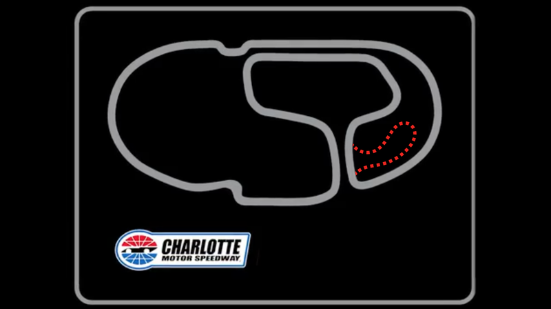 Nascar Just Made Its New Road Course Oval Track Layout A