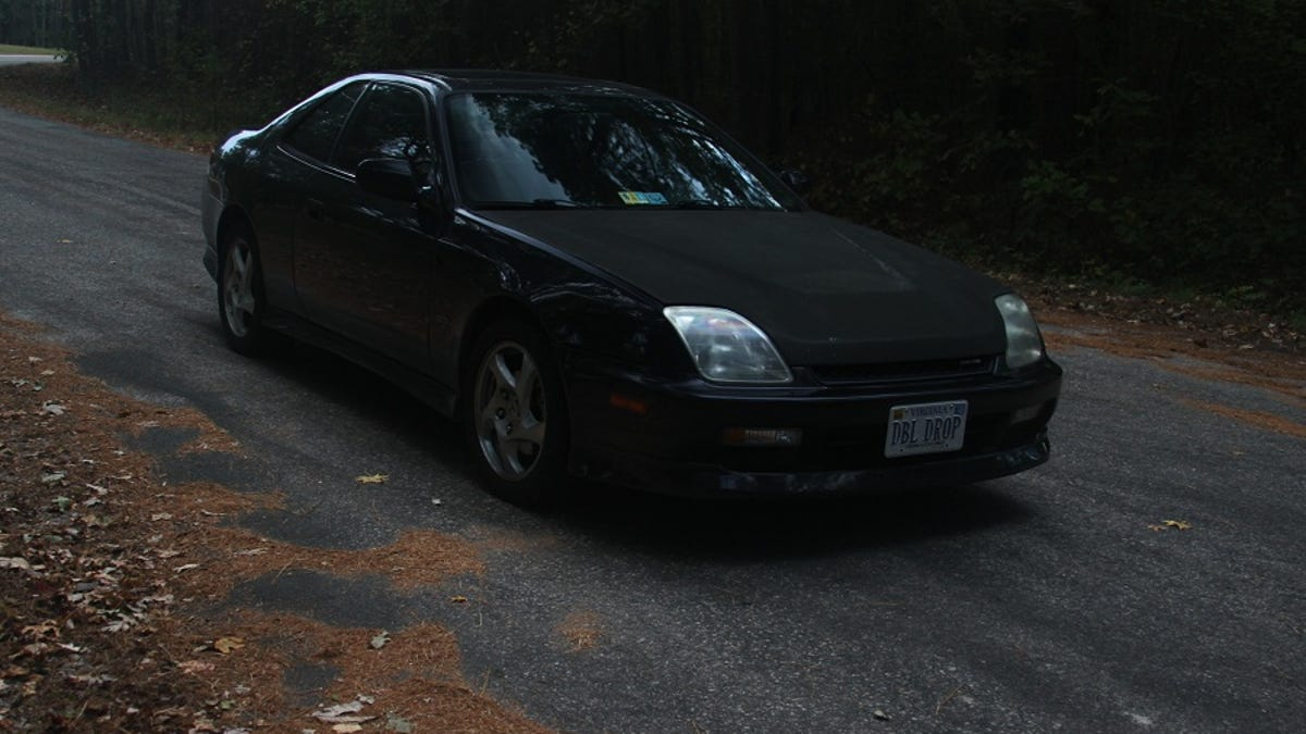 2001 Honda Prelude: The Oppositelock Review